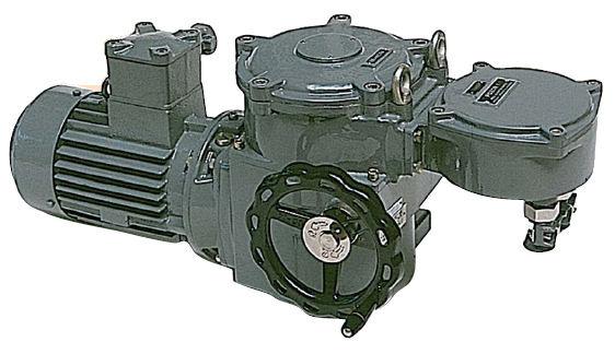 Servomotor ZPA MODACT® MO EEx