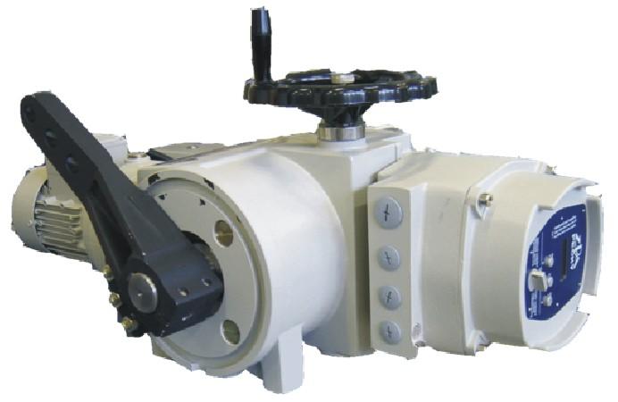 Servomotor ZPA MODACT® MPSED