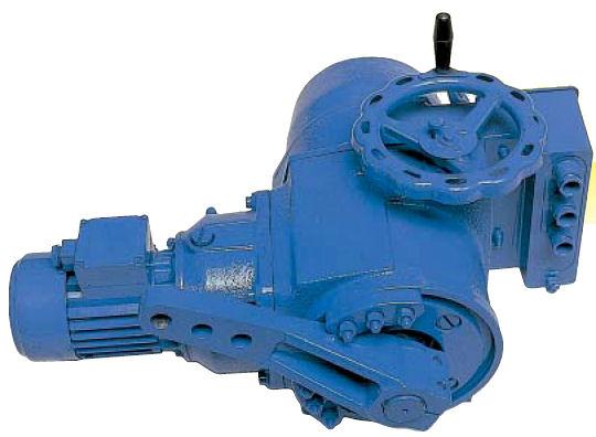 Servomotor ZPA MODACT® MPSP