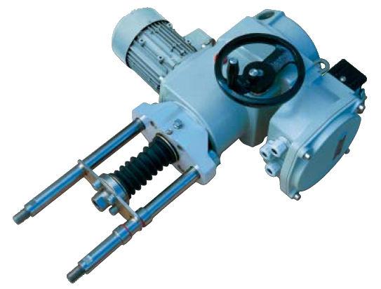 Servomotor ZPA MODACT® MTNED